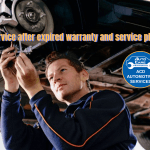Service after expired warranty and service plan