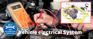 acd automotive services Vehicle Electrical System